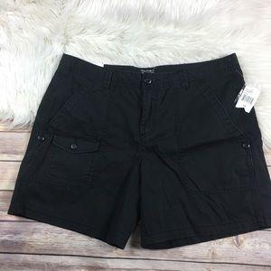 Polo Ralph Lauren Hampton roll up shorts black